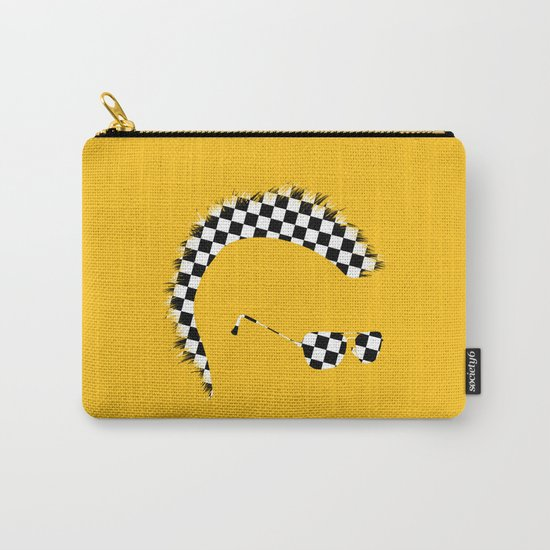 God's Lonely Man Carry-All Pouch