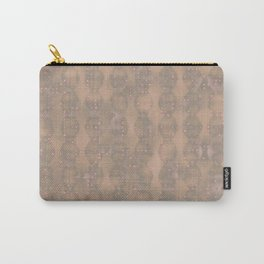 Small purple pearls Carry-All Pouch
