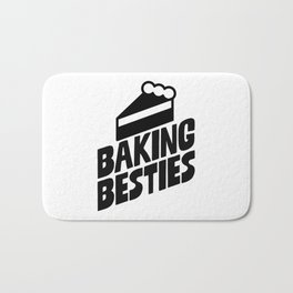 Baking Besties Bath Mat