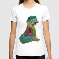 squirrel T-shirts featuring squirrel by Hadar Geva