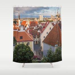 Tallin Shower Curtain