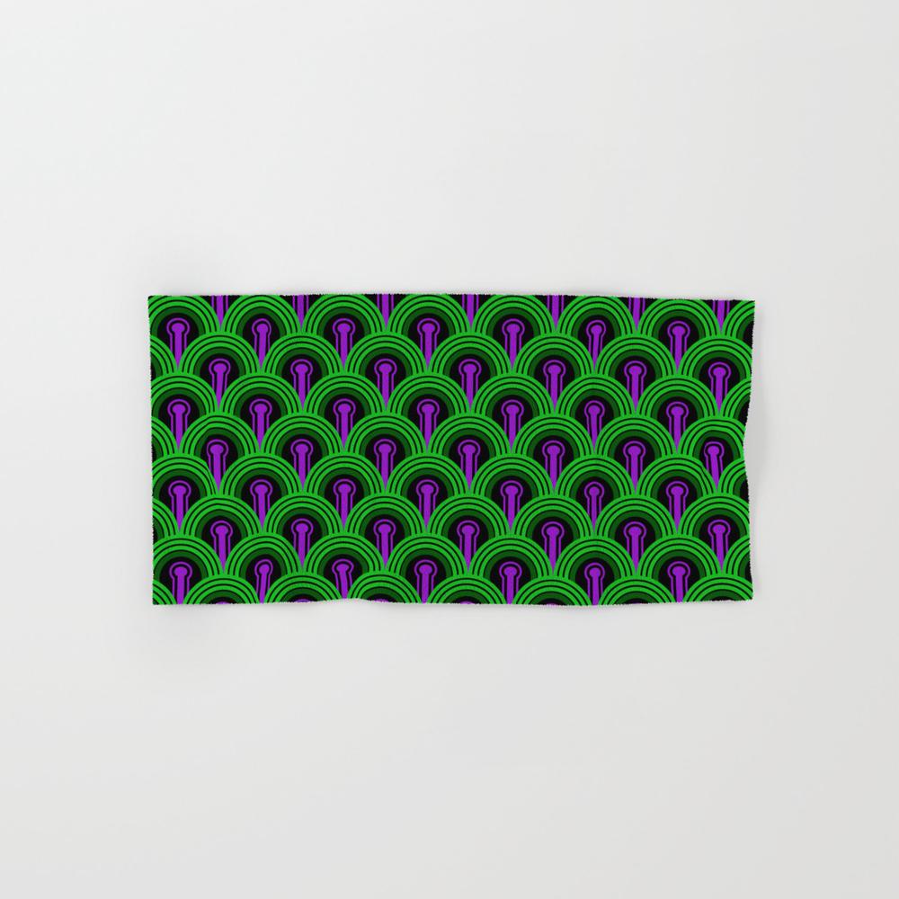 Room 237 Hand Towel by Binarygod BTL8605768