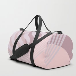 Beyond The Fog - Misty Taupe Duffle Bag