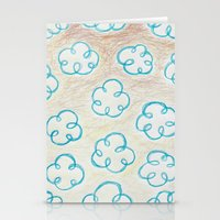 childish gambino Stationery Cards featuring Childish Clouds by Payazo