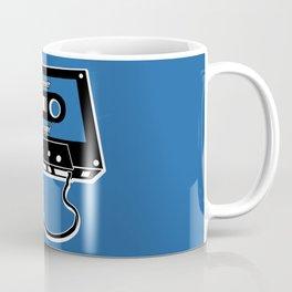I let my tape rock 'til my tape popped Coffee Mug