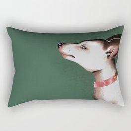Hello, friend Rectangular Pillow