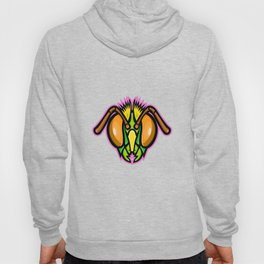 Honey Bee Mascot Hoody