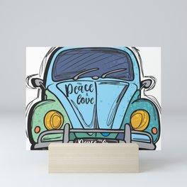 beatle Mini Art Print