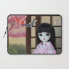 ** Meiling is going to spend Saturday making her favourite hobby: Origami animals. ** Laptop Sleeve