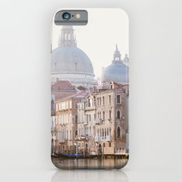 Grand Canal - Venice Italy Travel Photography iPhone Case