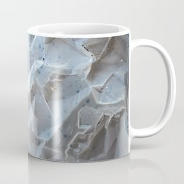 Crystal agate extreme closeup 0635 Coffee Mug