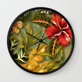 TROPICANIA Wall Clock