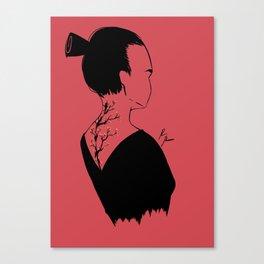 WOMAN #22 Canvas Print