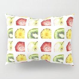 Fruit Slices Pattern Pillow Sham