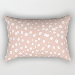 LEOPARD PINK Rectangular Pillow