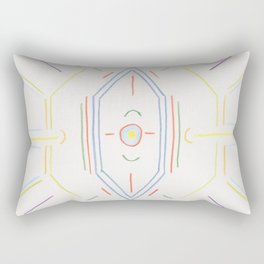 Alchemy 5 Rectangular Pillow