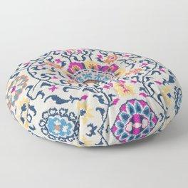 Oriental Carpet Artwork Floor Pillow