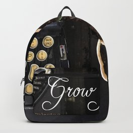 Grow Your Story Backpack