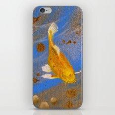 Pair of Golden Koi iPhone & iPod Skin