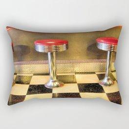 olde time stools Rectangular Pillow