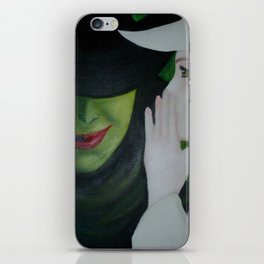 Wicked iPhone Skin