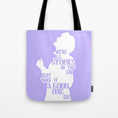 Stories Tote Bag