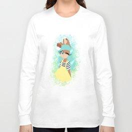Sunshine girl Long Sleeve T-shirt