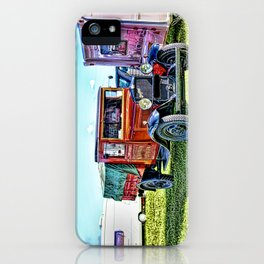 Old Lorry iPhone Case