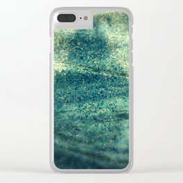 Lady in the Water Clear iPhone Case