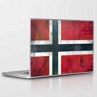 norway Laptop & iPad Skins featuring Norway by Arken25
