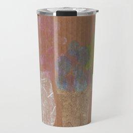 Vases on Board Travel Mug