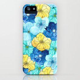 The Hellebores 2 iPhone Case