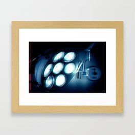 Are you ready? Then we'll begin...   #1 Framed Art Print