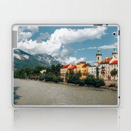 Inn River Innsbruck Laptop & iPad Skin