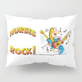 Nurses Rock Side by Side Pillow Sham