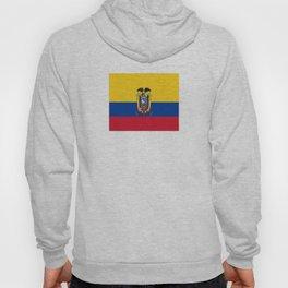 Flag of Ecuador -ecuadorian,Inca,Kichwa,Quito,america, South america,Spanish,Amazonia,latin america Hoody