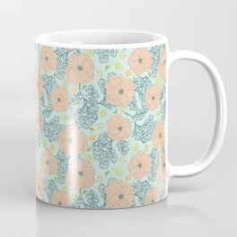 Bright Day Poppies Coffee Mug