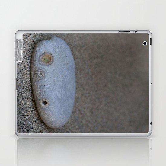 Stone Triptych (Middle piece) Laptop & iPad Skin