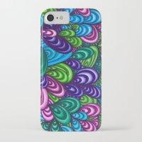 jungle iPhone & iPod Cases featuring Jungle by datavis/pwowk