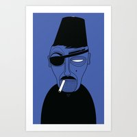 Largo Art Print