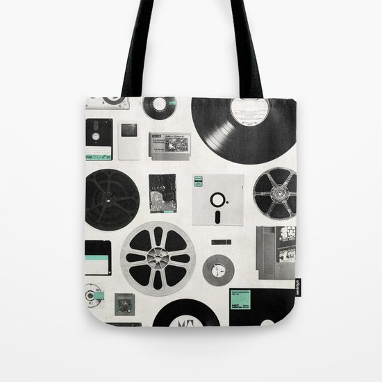 Data Tote Bag