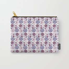 Retro Bubbles #2 Carry-All Pouch
