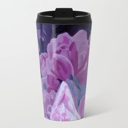 strength and beauty Travel Mug