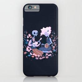 Rhythm of Grief iPhone Case