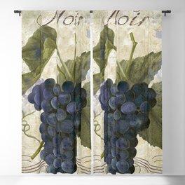 Tuscan Table Noir Blackout Curtain