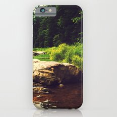 Clear As Mud Slim Case iPhone 6s