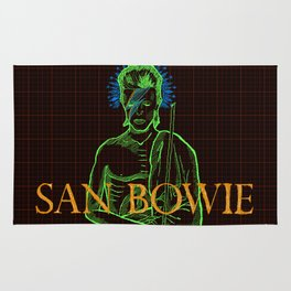 St. Bowie Rug