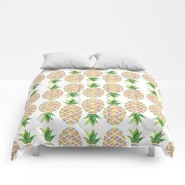 Pineapple Sunrise Comforters