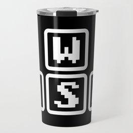 WASD Travel Mug