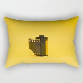 Roll of 35mm film Rectangular Pillow